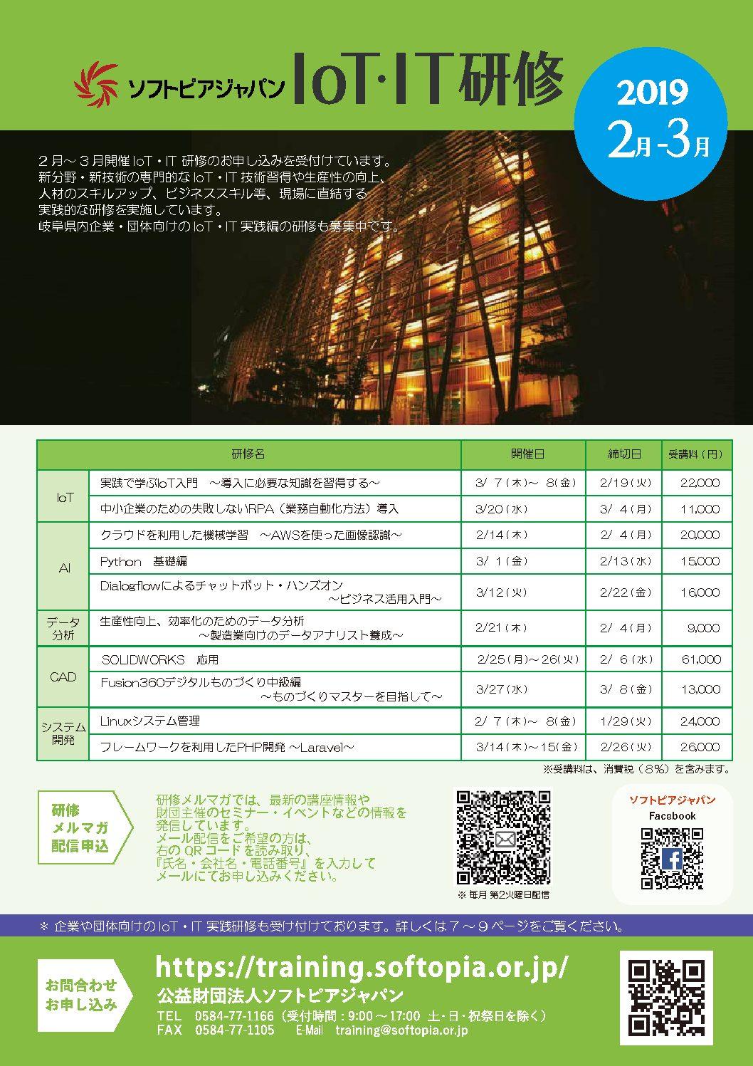 研修ハ゜ンフ(H31.2-3)